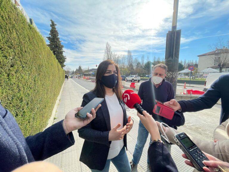 Leticia Comerón BEI de Urtaran no cumple la Ley de Accesibilidad