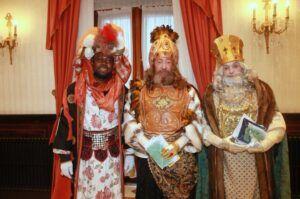 reyes magos vitoria alcalde echa por no saber euskera pnv