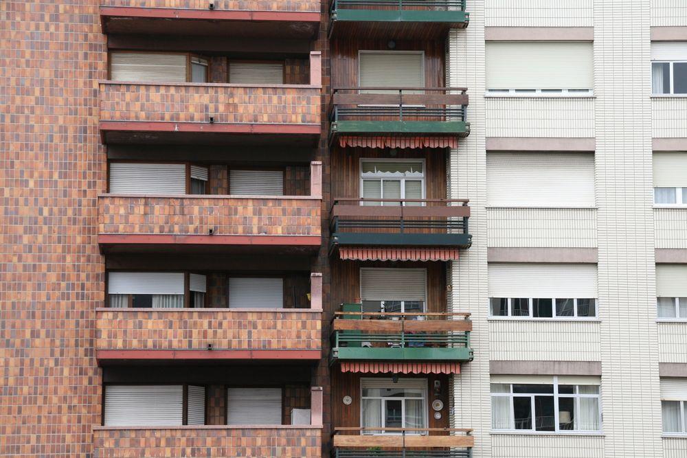 Plan Vitoria-Gasteiz terrazas balcones viviendas PP Vitoria