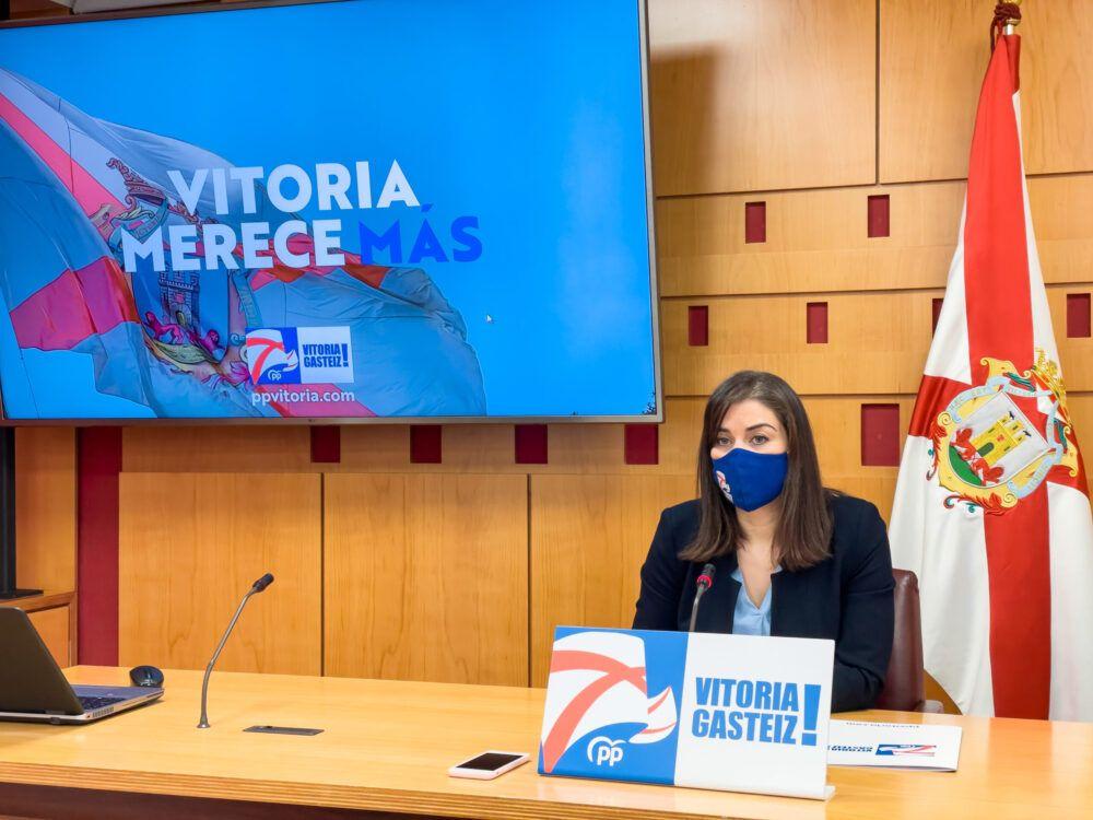 Leticia Comerón Vitoria merece más 19 abril 2021